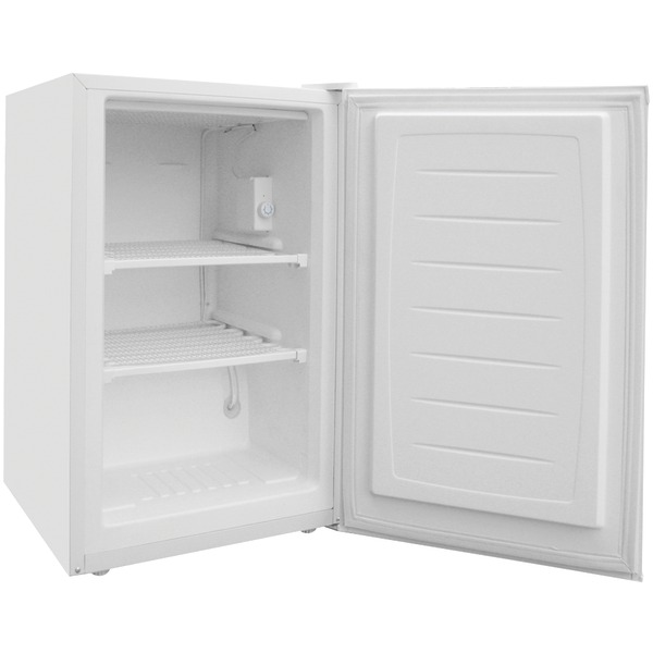 Magic Chef MCUF3W2 3 Cubic-ft Upright Freezer
