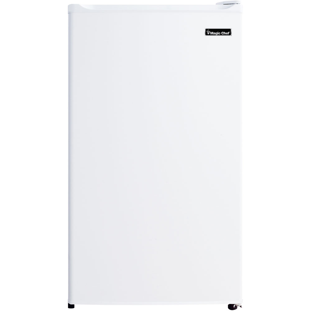 3.5 Cu Ft Refrigerator, Manual Defrost