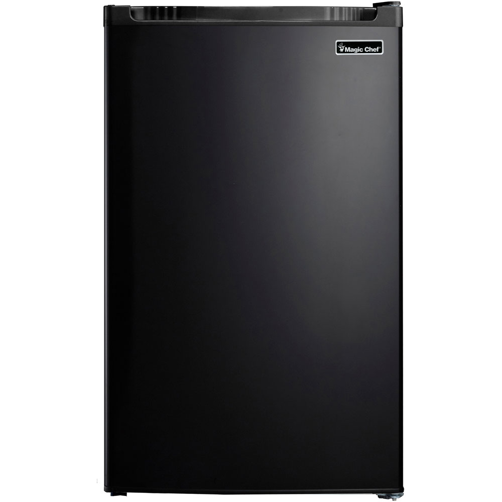 4.4 Cu Ft Refrigerator Push Defrost