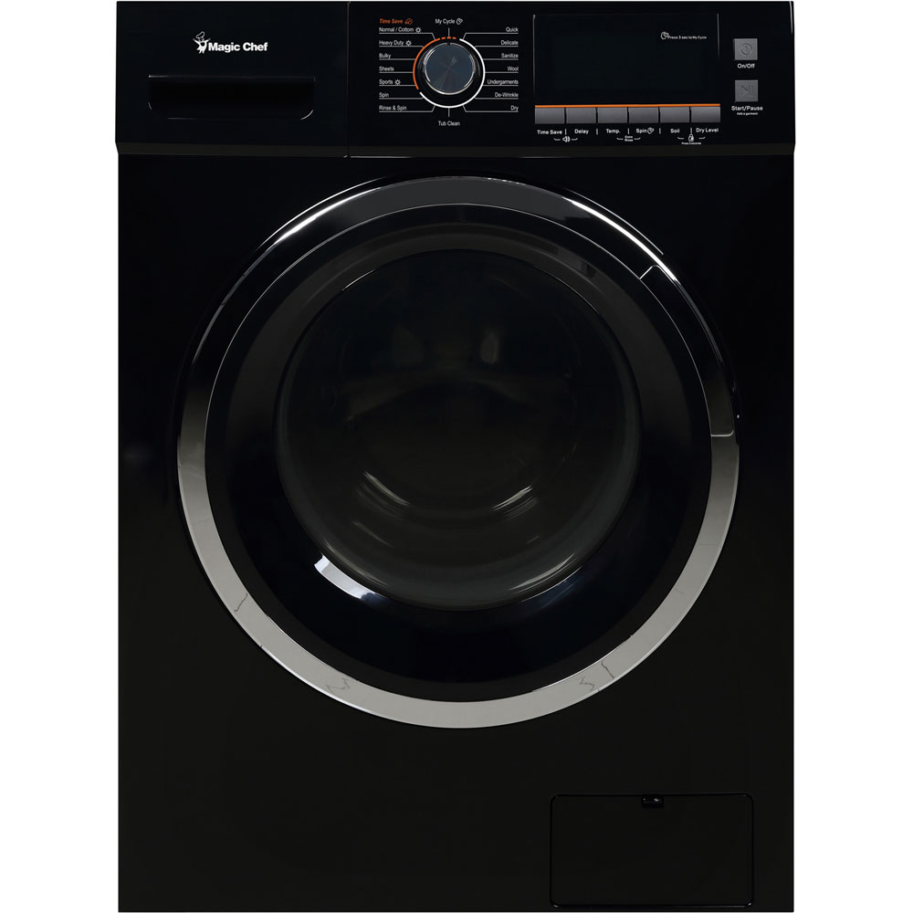 2.0 Cu Ft Ventless Washer Dryer Combo
