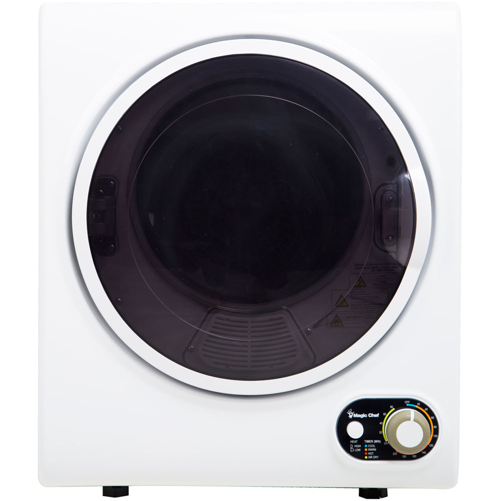 1.5 Cu Ft Compact Dryer