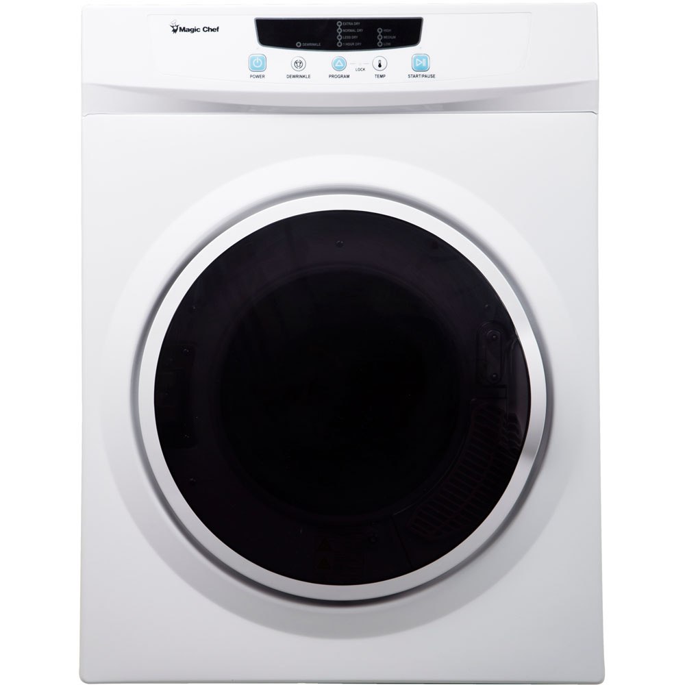 3.5 Cu Ft Compact Dryer