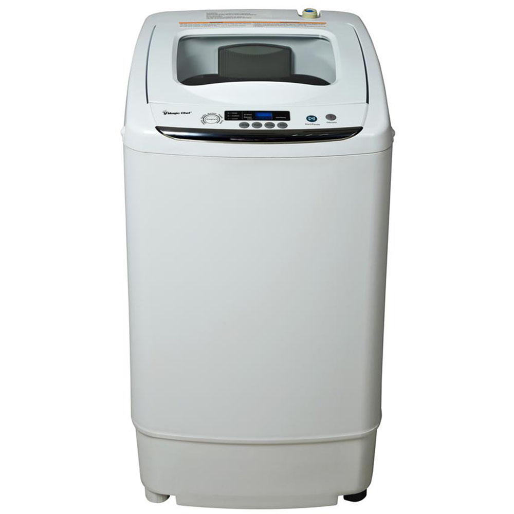 0.9 Cu Ft Topload Compact Washer