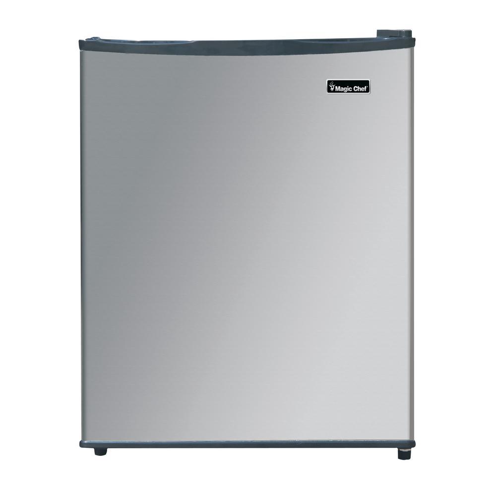 2.4 Cu Ft All-Refrigerator, Estar