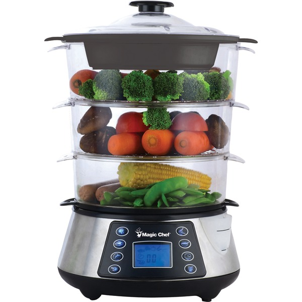 3 Tier Electric Food Steamer