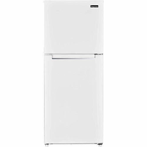 10 CuFt. Refrig, Independant Freezer Section, Interion Light