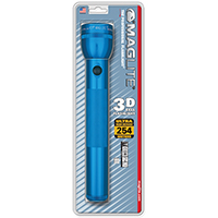 FLASHLIGHT KRYP 3D ADJ AL BLUE