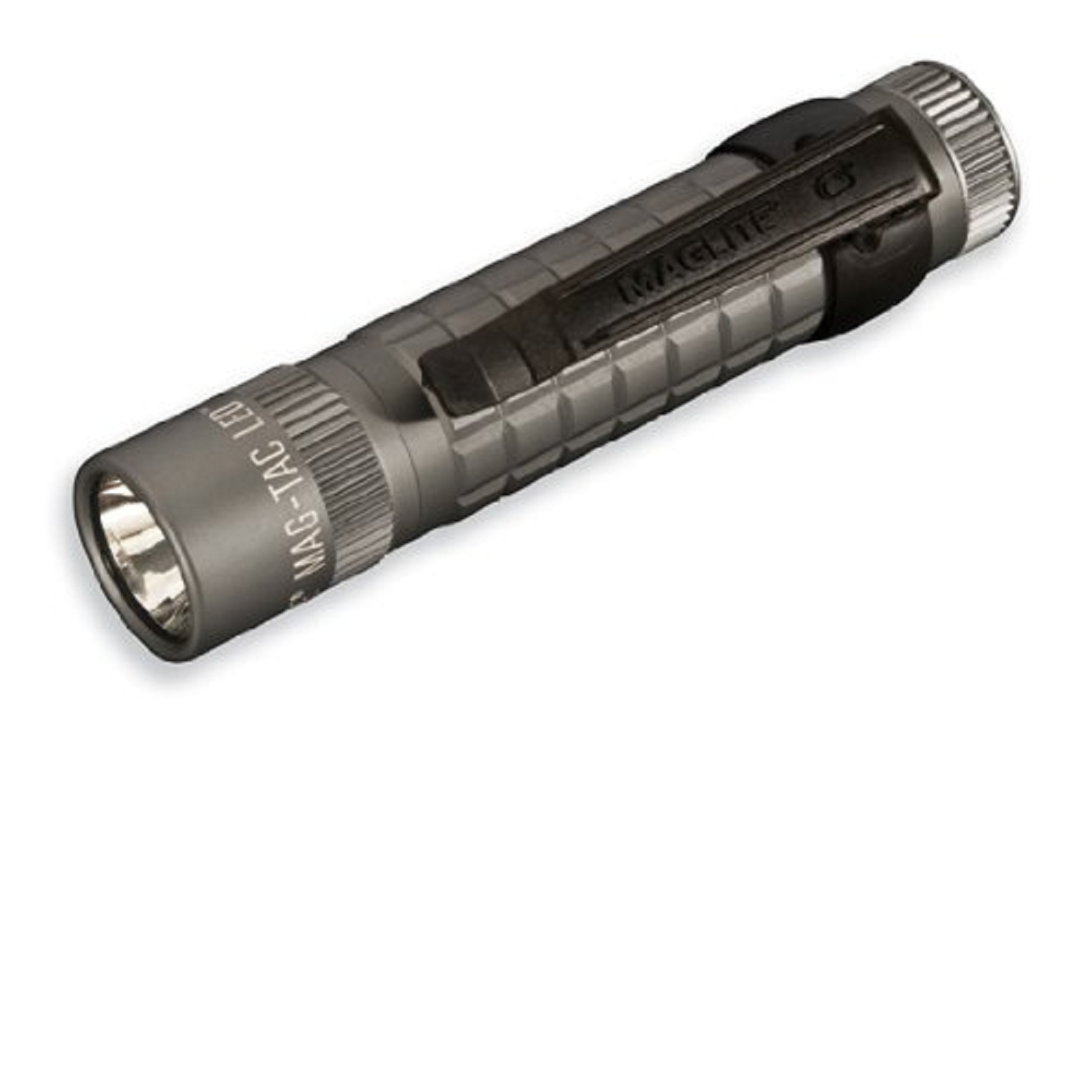 Mag-Tac 2-Cell LED Flashlight with Non Scalloped Head, Urban