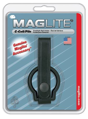 MAGLITE BELT HOLDER C-CELL LEATHER