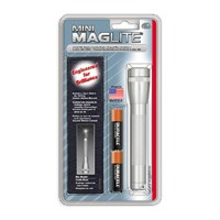 MAGLITE HOLSTER COMBO PACK SILVER