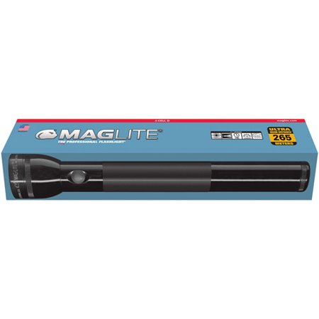 MAGLITE 4 CELL D  FLASHLIGHT BLUE-GIFT BOX