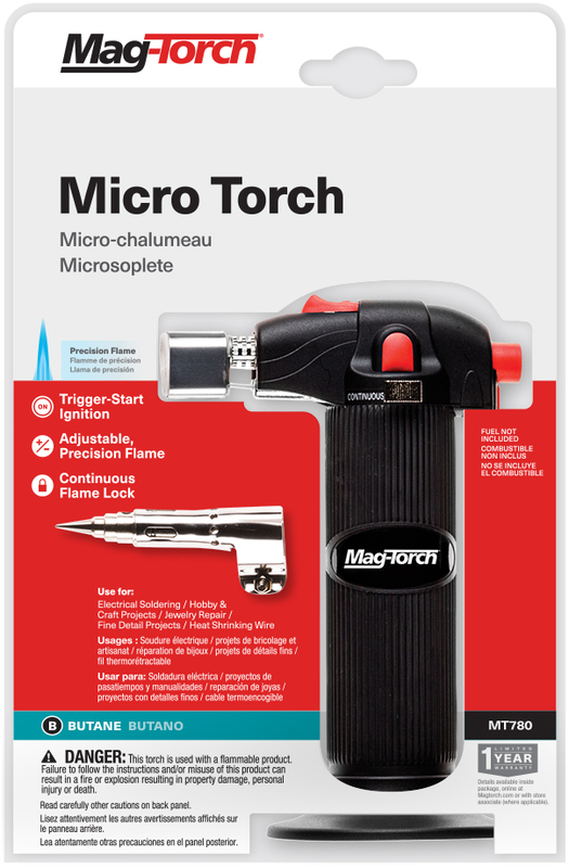 BUTANE TABLETOP TORCH