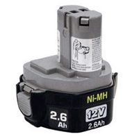 12V 2.6Ah Ni-Mh Battery