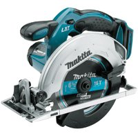 Makita BSS611Z Tool Only Cordless Circular Saw, 18 V, Li-Ion, 6-1/2 in Blade, 5/8 in Shank