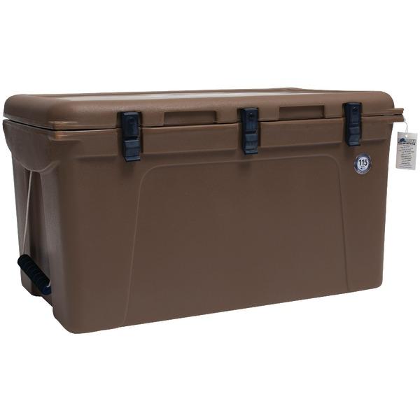MAMMOTH MD115-T 104.7-Quart Mammoth Cooler (Tan)