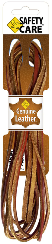 54066 72 IN. TAN LEATHER LACE