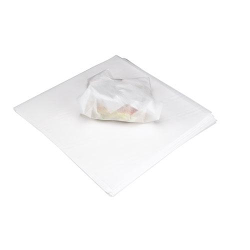 """12""""x 12"""" Deliwrap Wax Paper Flat Sheets,"""