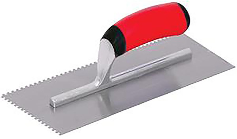 15794 1/8 IN. SQ NOTCHED TROWEL