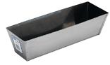 812 12 IN. STAINLESS MUD PAN
