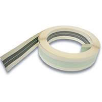 Marshalltown CT03 Corner Bead Tape, 2 in W x 100 ft L