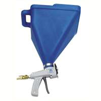 SharpShooter 693 Drywall Hopper Gun, Nylon