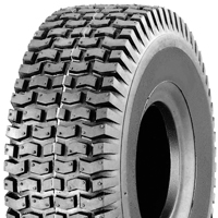 Martin Wheel 658-2TR-I Tubeless Tire Turf Rider, For Use With 8 X 5-3/8 in Wheel