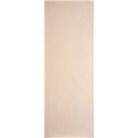 MASONITE� SLAB HARDBOARD DOOR, PRIMED WHITE, 28X80 IN.