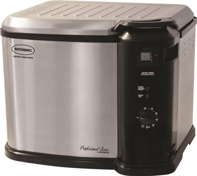 FRYER TURKEY XL ELEC UPTO 20LB