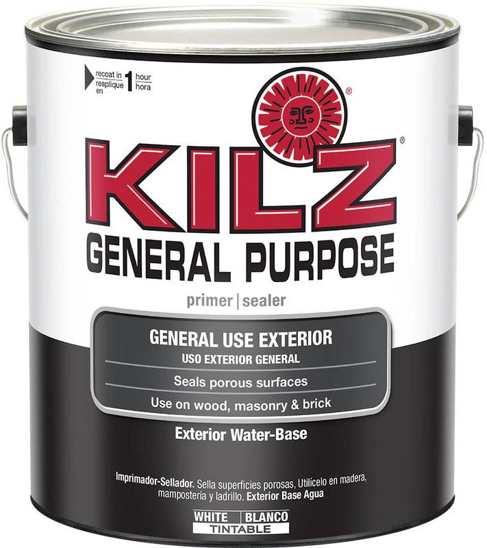 1 Gallon Exterior Kilz General Purpose