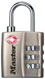4680DNKL TSA COMB LUGGAGE LOCK