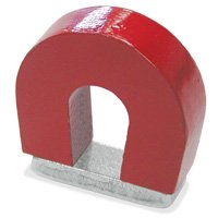 MAGNET HORSESHOE 1IN 2LB LIFT