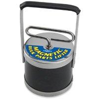 Master Magnetics 07540 Heavy Duty Magnetic Bulk Lifter, 3-1/2 in Dia X 6-3/4 in H, 1 lb