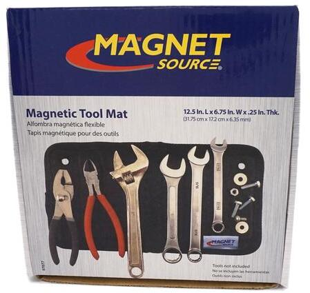 07077 12.5 IN. MAGNETIC TOOL MAT