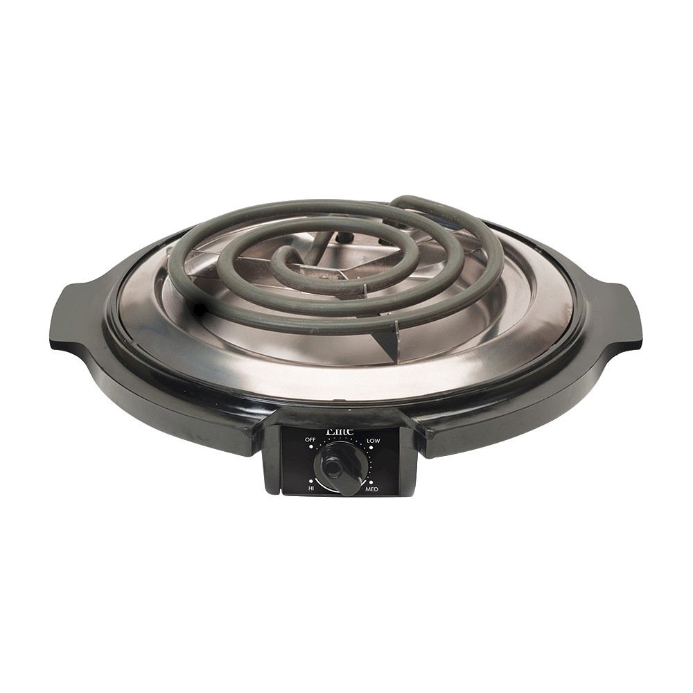 ELITE CUISINE ESB-300X SINGLE COILED ELECTRIC BURNER HOT