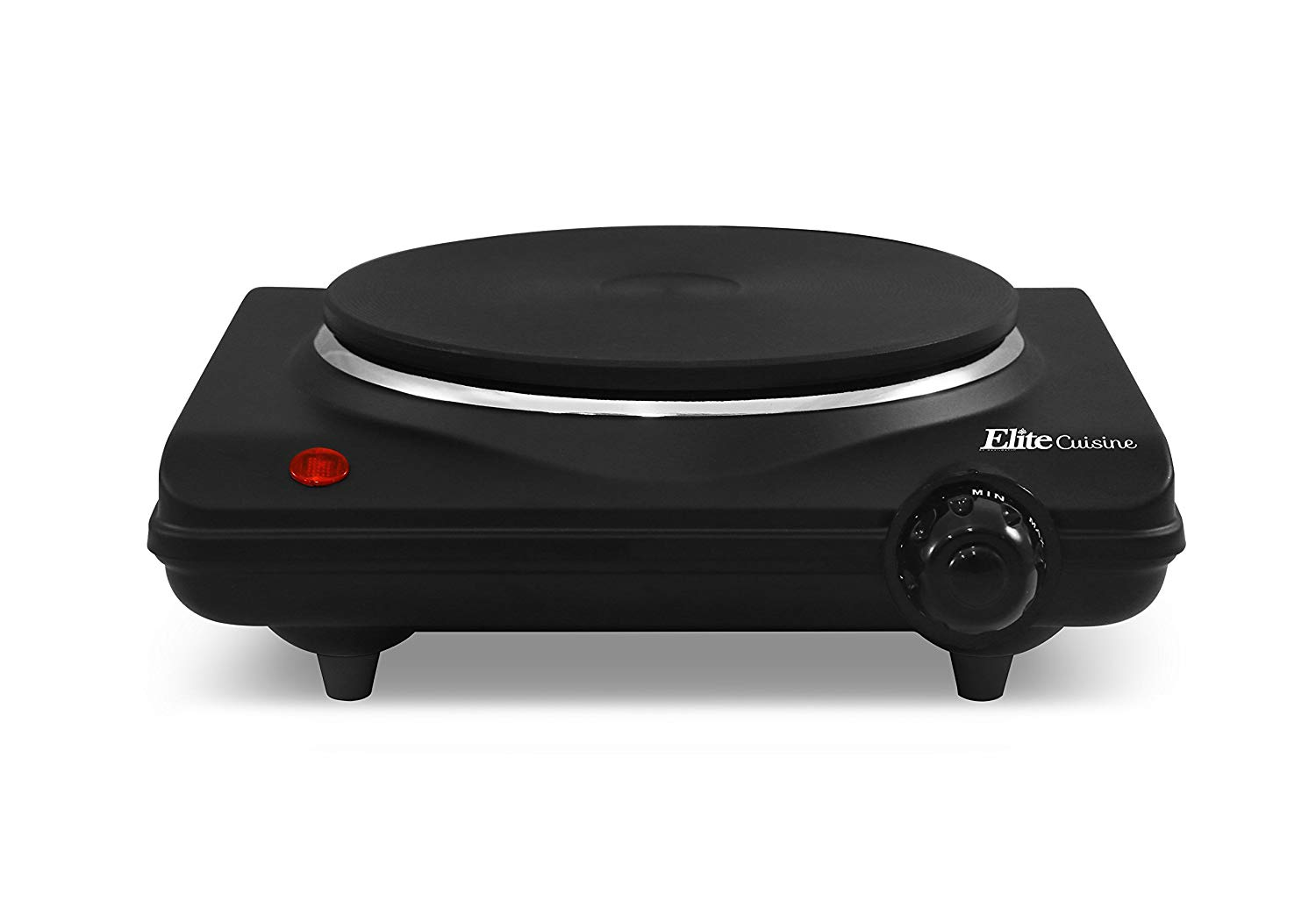 ELITE CUISINE ESB-301BF ELECTRIC SINGLE BURNER HOT PLATE