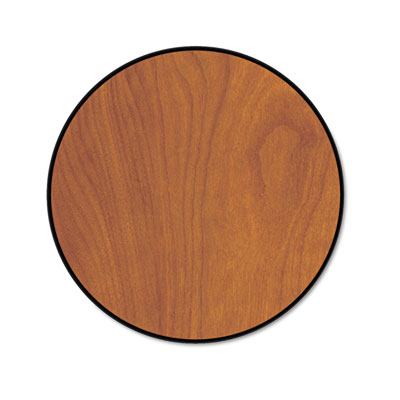 """Round Conference Table Top, 36"""" Diameter, Wild Cherry"""