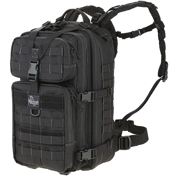 Falcon-III Backpack, Black