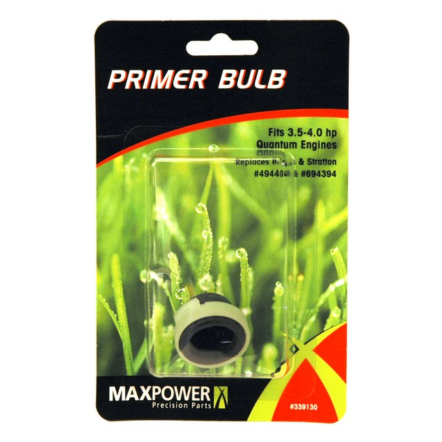 339130 4 CYCLE PRIMER BULB