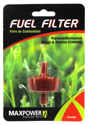 334286 1/4 IN. FUEL FILTER