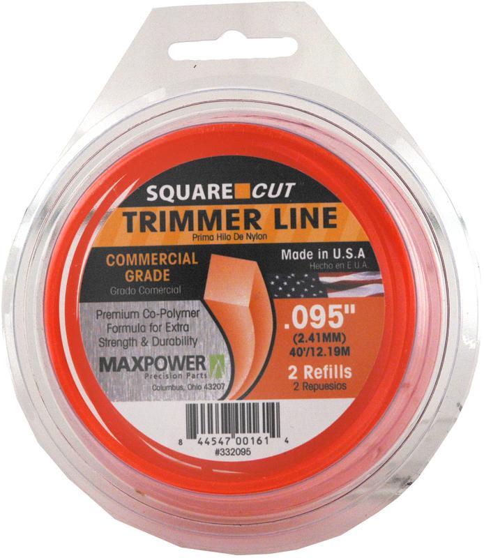 332095 .095 40 FT. TRIMMER LINE