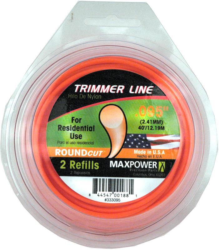 333095 .095 ORG TRIMMER LINE