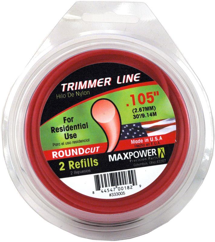333005 .105 TRIMMER LINE