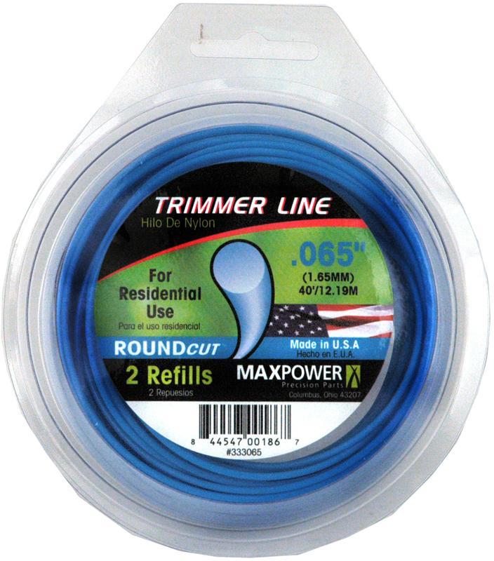 333065 .065 BLUE TRIMMER LINE