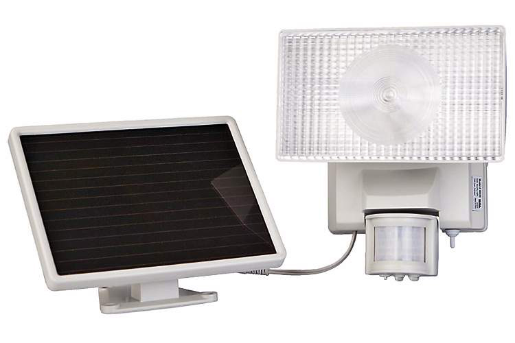 50 LED Solar-Power Light