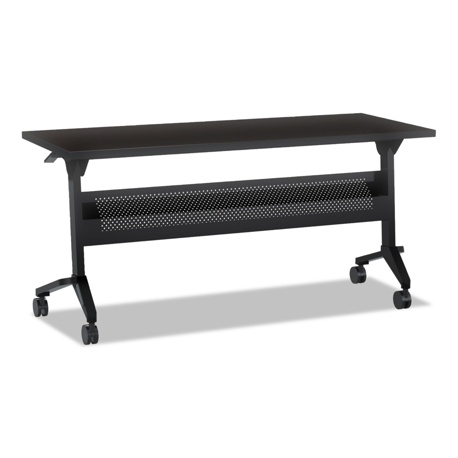 Flip-n-Go Table Top, 48w x 24d, Mocha
