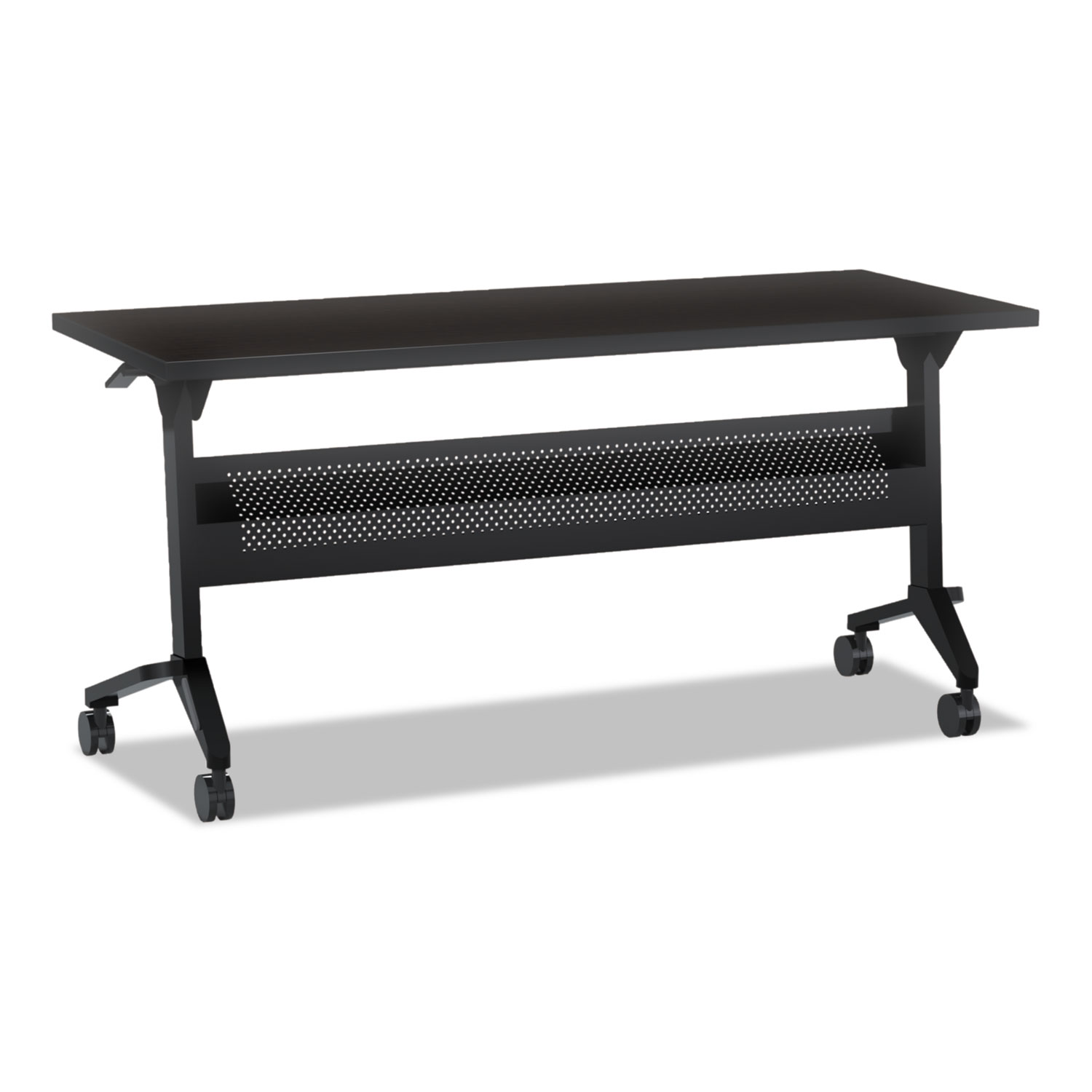 Flip-n-Go Table Top, 72w x 24d, Mocha