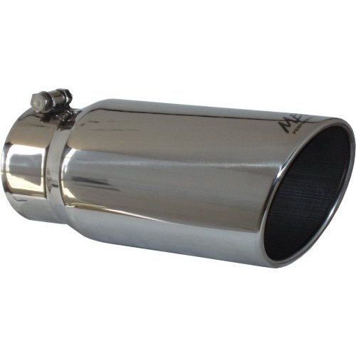 Angled Straight Exhaust Tip