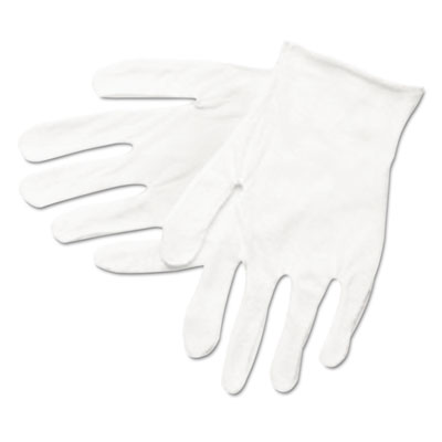 Cotton Inspector Gloves, Men's, Reversible