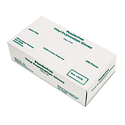 Disposable Vinyl Gloves, Large, 5 mil, Medical Grade