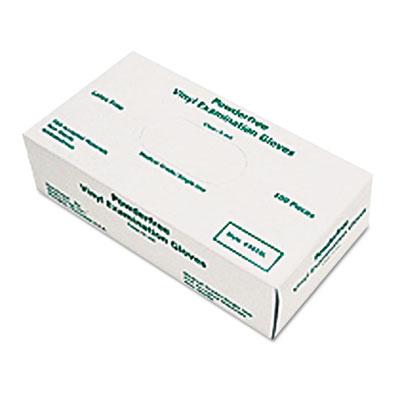 Disposable Vinyl Gloves, Large, 5 mil, Medical Grade